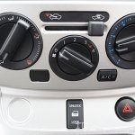 Nissan Evalia AC knobs