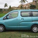 Nissan Evalia side profile