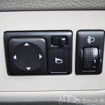 Nissan Evalia ORVMS adjustment switches