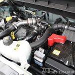 Nissan Evalia engine