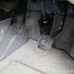Nissan Evalia pedals