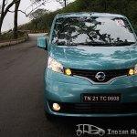 Nissan Evalia front