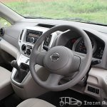 Nissan Evalia interiors