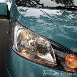 Nissan Evalia head lamps