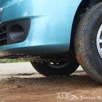 Nissan Evalia underbody protection