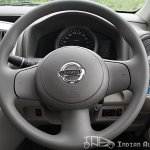 Nissan Evalia steering wheel