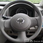 Nissan Evalia steering wheel