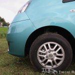 Nissan Evalia nose