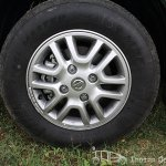 Nissan Evalia alloy wheels