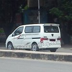 Nissan Evalia testing Chennai