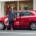 Nissan Micra Elle side