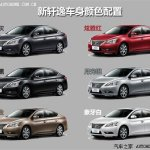 Nissan Sylphy launched in China