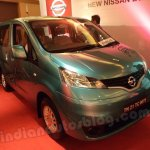 Nissan Evalia front three quarters