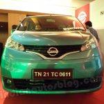 Nissan Evalia front fascia