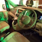 Nissan Evalia driver side dashboard