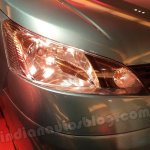 Nissan Evalia headlamp unit