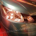 Nissan Evalia headlamp unit