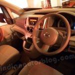 Nissan Evalia dashboard
