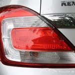 Renault Scala tail lights