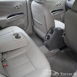 Renault Scala rear seats