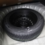 Renault Scala spare wheel