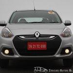 Renault Scala front fascia