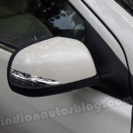 Renault Scala chrome garnish on the rear view mirror accessory