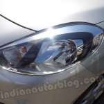 Renault Scala headlight