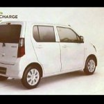 Suzuki Wagon R Hybrid rear