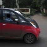 Tata Nano special edition driver side