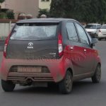 Tata Nano special edition rear