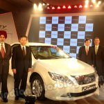Toyota Camry India launch New Delhi