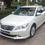 Toyota Camry front fascia