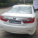 Toyota Camry rear