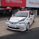 Toyota EMR demo car