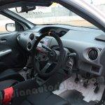 Toyota EMR car interior
