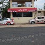 Toyota Etios Motor Racing car vs Toyota Liva