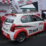 Toyota Etios Motor Racing Track Car