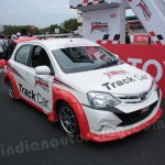 Toyota Etios Motor Racing - Liva Track Car