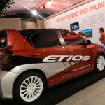 Toyota Etios body kit sporty model Brazil
