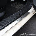 2012 Fiat Punto Sport door sills