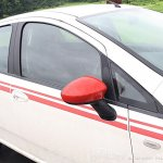2012 Fiat Punto Sport body decals