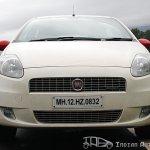 2012 Fiat Punto Sport front