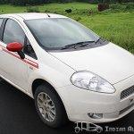 2012 Fiat Punto Sport 90 hp