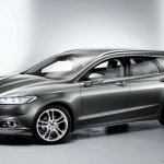 Ford Mondeo Station Wagon front