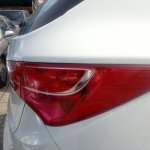 2013 Hyundai Santa Fe tail light