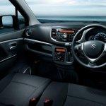 2013 Suzuki Wagon R dashboard