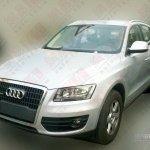 Audi Q5 economy variant front view