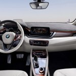 BMW Concept Active Tourer interiors