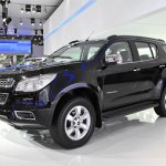 Chevrolet Trailblazer Russia